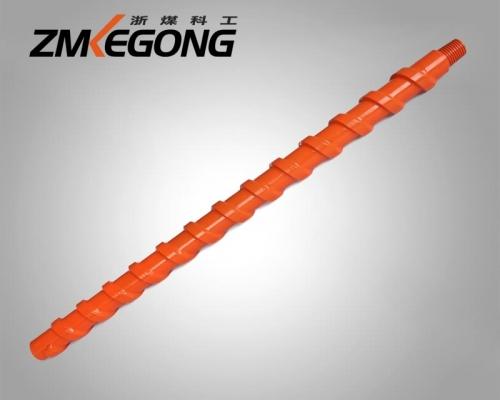 焊接式宽翼片肋骨钻杆Φ73
